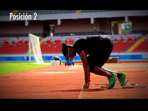 Carreras de velocidad en el Atletismo