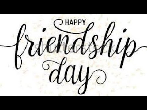 Friendship day special vedio