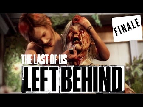 The Last Of Us: Left Behind | FINALE | Ellen Page?!