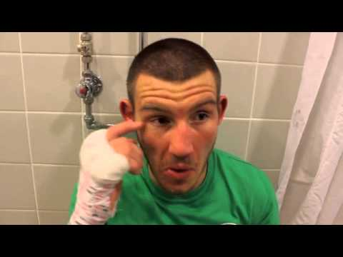 LIAM WILLIAMS - 'WINS IN 2 ROUNDS & talks LIAM SMITH & COMMONWEALTH TITLE SHOT