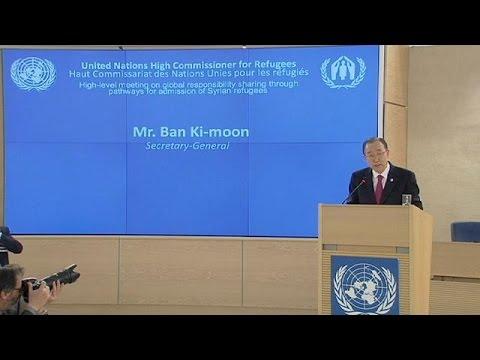 """BM'den Avrupa'ya: """"Lübnan'ın aldığı kadar alsaydınız 100 milyon Suriyeli sığınmacı almak zorunda…"""
