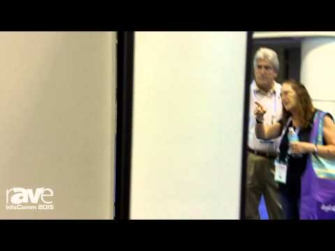 InfoComm 2015: Peerless-AV Discusses Brand New AV Totem Kiosk