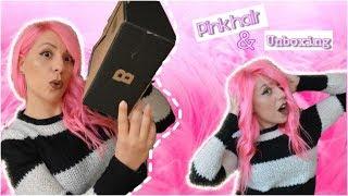 Ροζ μαλλιά || Unboxing Beauty Bay || Marytales
