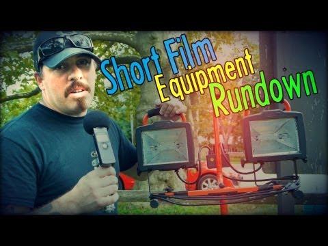 Short Film Equipment Rundown : FRIDAY 101 Season Finale!