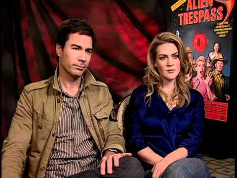 Alien Trespass - Exclusive: Eric McCormack and Jenni Baird