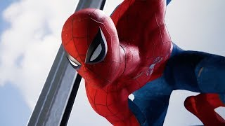 Spider-Man PS4 - SDCC 2018 ALL TRAILERS (Story | Console)