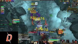 Underrot+15 (Teeming, Volcanic) Fury Warrior
