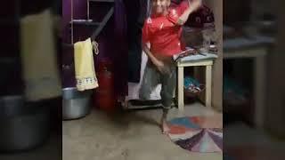 लल्लू का मजेदार डांस।