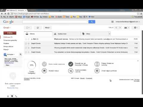 Gmail - Tworzenie I Wysyłanie Wiadomości
