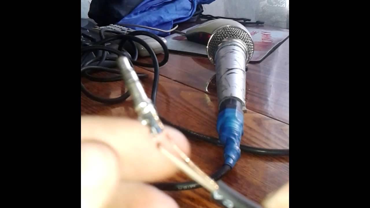 Как сделать микрофон для компа своими руками 87
