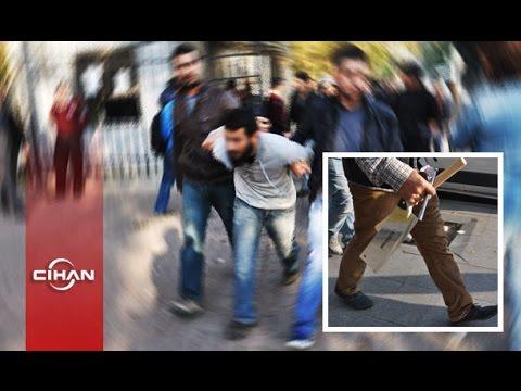 İstanbul Üniversitesi'nde öğrenci kavgası: 26 gözaltı