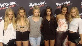 "Pretty Female Models // ""Janoskians Untold and Untrue"" Red Carpet Premiere jpg"