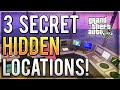GTA 5 Secret Places & Hidden Locations Online: Martin Madrazo's House, Watch Tower, Garage!