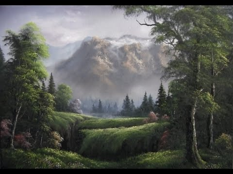 Paint with Kevin Hill - Little Canyon View