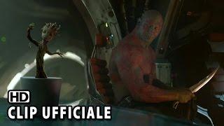 Guardiani della Galassia Clip Ufficiale Italiana 'Baby Groot' (2014) - Chris Pratt HD