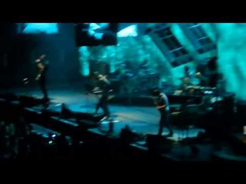 Radiohead - Identikit (New Song) - Live @ Toyota Center Houston TX