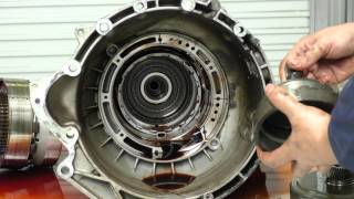 ZF 5HP18 Automatic Transmission Complete Tear Down - BMW E34 525i 4K Video.