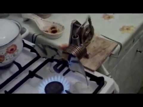 Двигатель Стирлинга Stirling