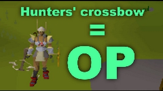 Destroying People In PvP with Hunters' crossbow | OP COMBOS