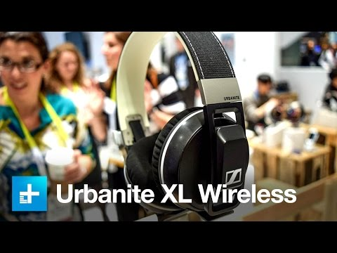 Sennheiser's Urbanite Xl Is Even Better With No Strings Attached - Ces 2015 video