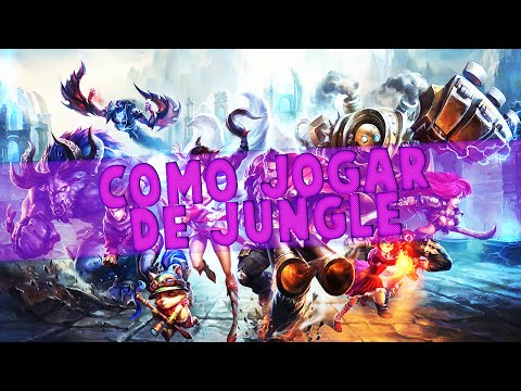 League of Legends - Como Jogar de Jungle (PT BR) 2015 (Master Yi)