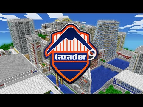 Tazader 9 Minecraft pe City
