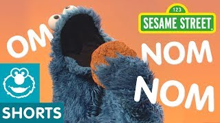Sesame Street: Cookie Monster Eating Mashup