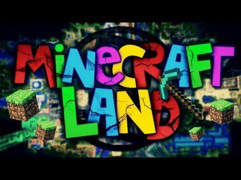 MINECRAFT'LAND : Le parc d'attraction le plus fun AU MONDE ! - Partie 1