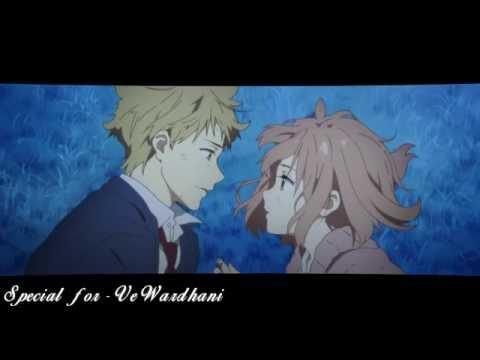 [AMV] Kyoukai No Kanata - Love Me Now