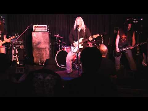 Lexx Luthor - Snortin' Whiskey (Pat Travers cover)