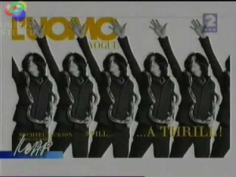 MJ - TANGLE - ITALIAN VOGUE - 0CT 2007.wmv