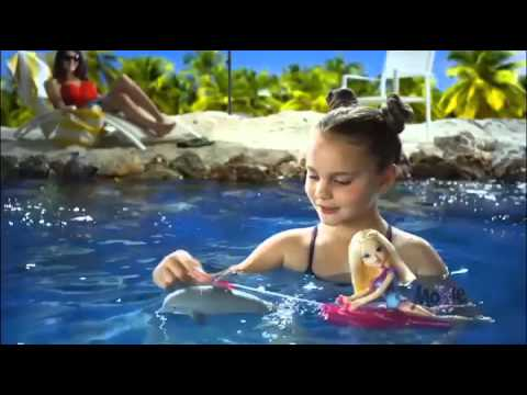 Moxie Girlz Magic Swim Dolphin Commercial