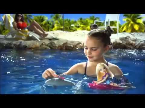 Moxie Girlz Magic Swim Dolphin Commercial