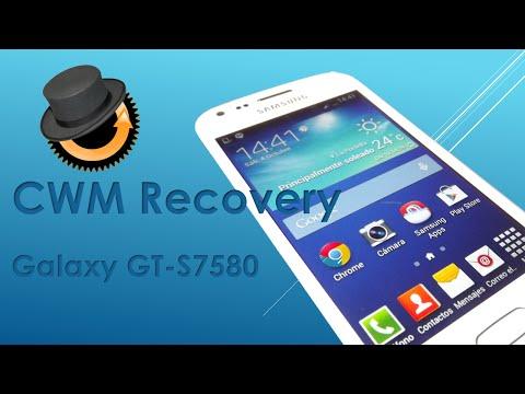 Como instalar CWM Recovery en Samsung Galaxy Trend Plus