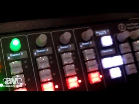 InfoComm 2015: Dan Dugan Sound Design Introduces the Model K Keyboard