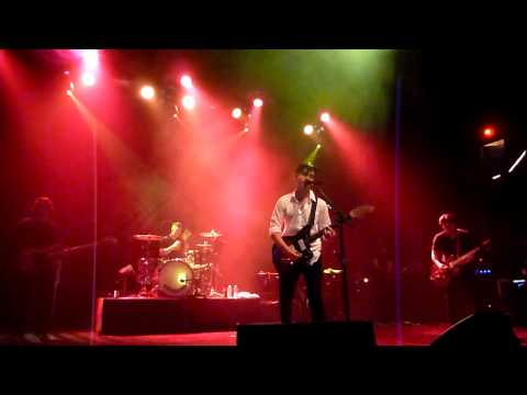 Arctic Monkeys - 505 live @ Majestic Theater, Ventura - May 22, 2013