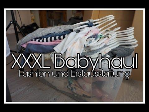 XXXL Babyhaul | Erstaustattung & Fashion || Schwanger mit 18