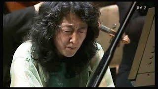MITSUKO UCHIDA ~ Beethoven Piano Concerto # 5 / Seiji Ozawa / Saito Kinen Orchestra