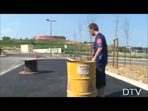 THE WORLDS BEST SKILLS - REMI GAILLARD 2010