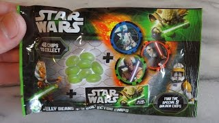 Star Wars Collector Chips - Toys Collection Unboxing