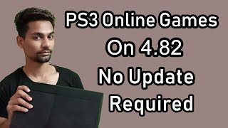 Play PS3 Games Online on 4.82 100% Working - PS3 Proxy Server