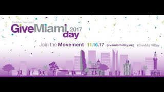 Give Miami Day 2017: Website training with Kimbia