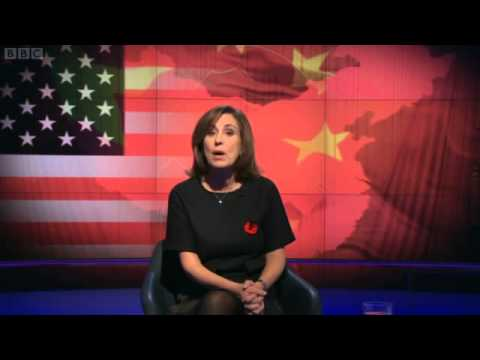 BBC NEWSNIGHT (8 Nov 2012): China's New Leaders.