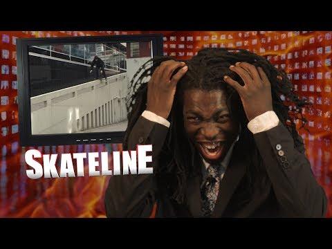 SKATELINE - Louie Lopez, Jaws Lyon 25, Taylor Kirby, Kevin Baekel, Bigspin Drama & More