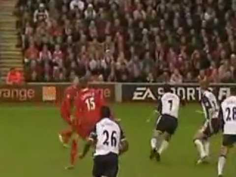 Harry Kewell Top 10 Goals For Liverpool