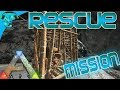 Ragnarok E39 A Rescue Mission and Our PVP Tournament! ARK: Survival Evolved PVP