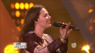 Jesse & Joy - Ecos de Amor - Riseup As One