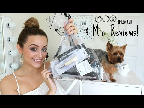 e.l.f Haul !!! & Mini Reviews!