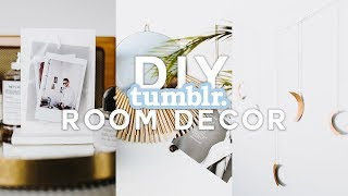 DIY TUMBLR ROOM DECOR 2018