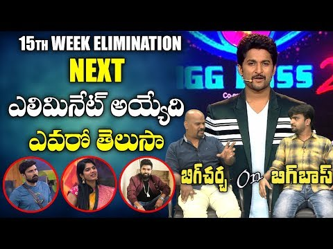 Big Debate on 15th week Elimination in Telugu Bigg Boss 2 | Roll Rida | Samrat | Deepthi | Y5 tv |
